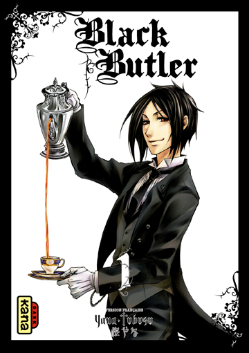 Black Butler 9782505007654