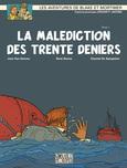 Blake & Mortimer, Malédiction des trente deniers (La), VAN HAMME/AUBIN, bd, Editions Blake & Mortimer, bande dessinée