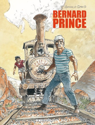 Bernard Prince, , GREG/HERMANN, bd, Le Lombard, bande dessinée