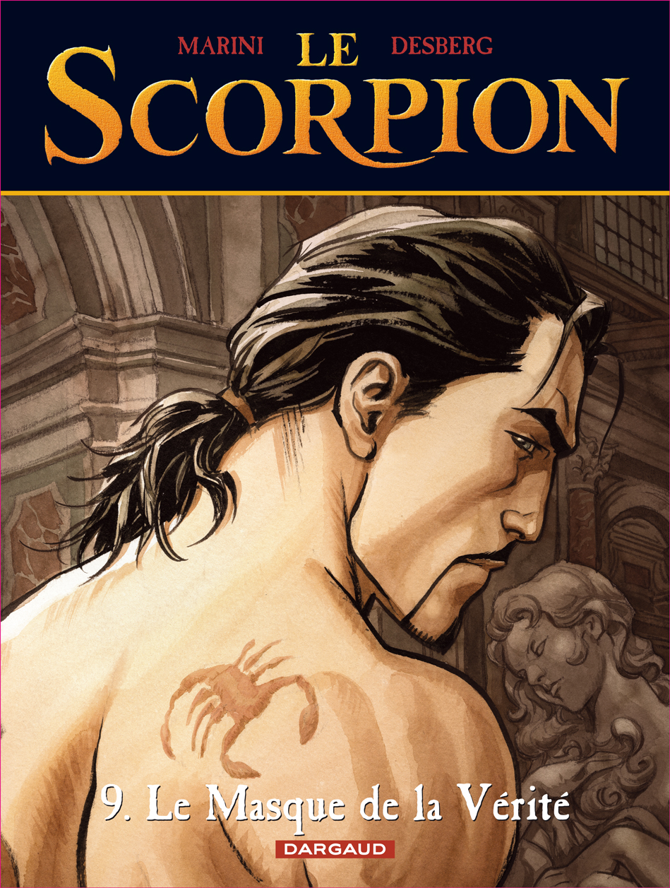 Scorpion (Le), , MARINI/DESBERG, bd, Dargaud éditeur, bande dessinée