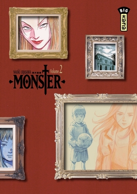 Monster Deluxe Tome 01 & 02